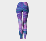 Make Time for Magic Yoga Leggings