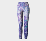 Unicorn Breath Yoga Leggings