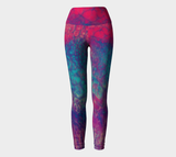 Candy Flip Yoga Leggings