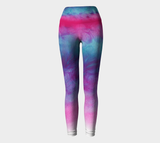 Rhythm of Beginning Yoga Leggings