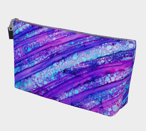 Zoey Mountains Makeup Bag