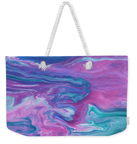 Flowdreaming - Weekender Tote Bag