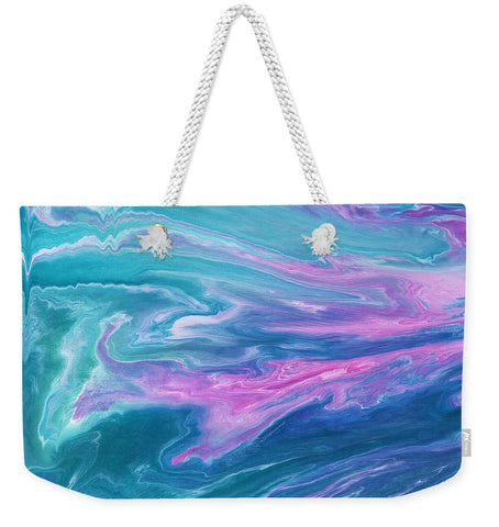 Flowscape - Weekender Tote Bag