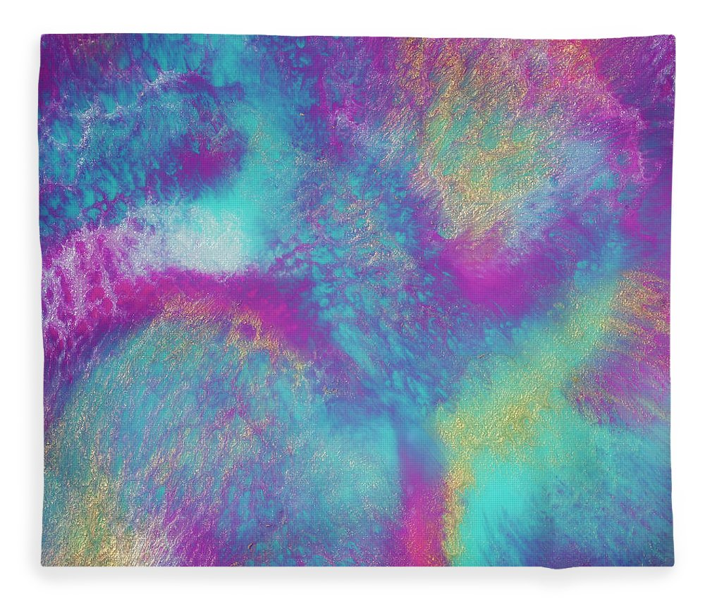 Mermaid Tides - Blanket
