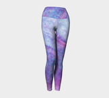 Sweeping Winds Yoga Leggings