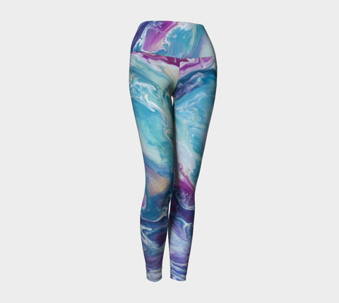 Big Fish Yoga Leggings