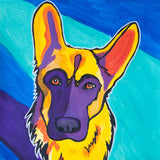 Local Custom Dog Portrait