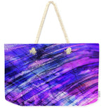 Space Rock Mountains 7 - Weekender Tote Bag