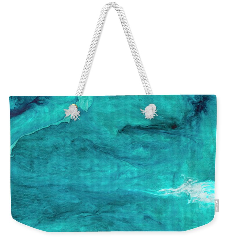 Swept Away - Weekender Tote Bag