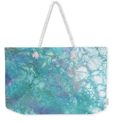 Thousand Colored Pools - Weekender Tote Bag