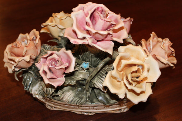 Capodimonte Bouquet Centerpiece