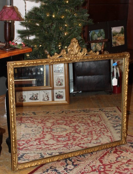 Gold Gild Mirror