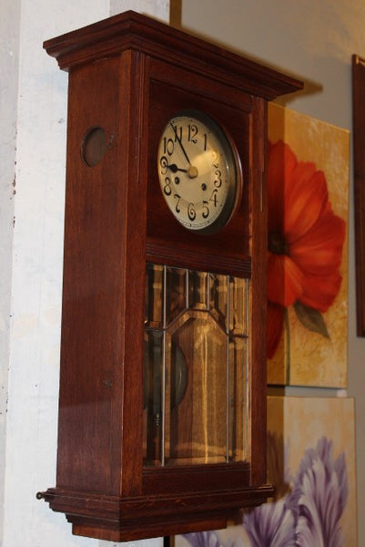 German Box Clock