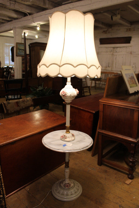 Porcelain Floor Lamp