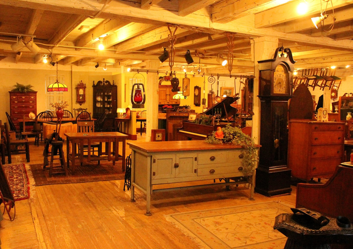 Red Mill Antiques