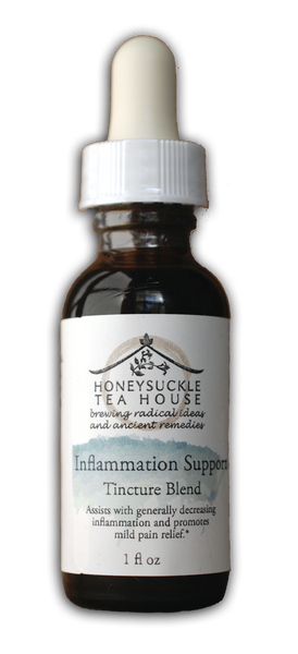 Inflammation Support Tincture Blend