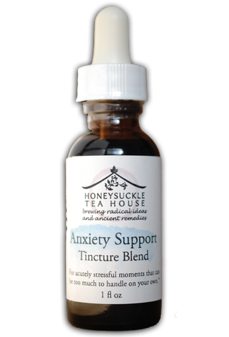 Anxiety Support Tincture Blend