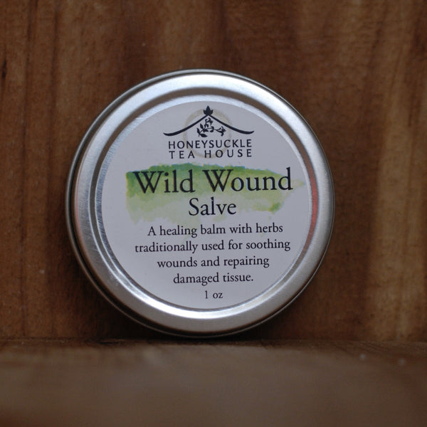 Wild Wound Salve 1oz