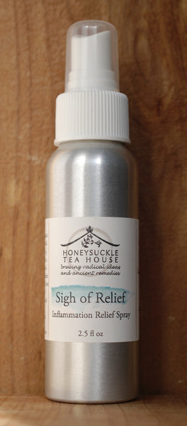 Sigh of Relief Inflammation Relief Spray