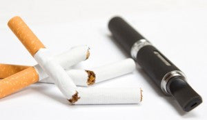 Ecigarettes Give Smokers Control