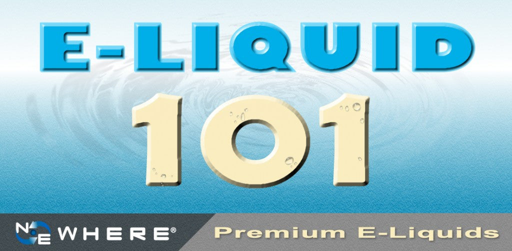 What Goes Into an e-Liquid