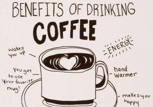 Coffee May Be Your Body's Best Friend?