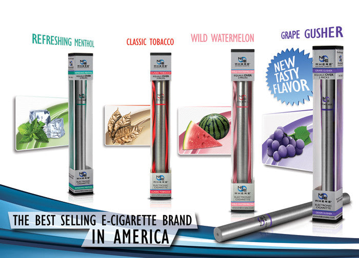 Best E-Cigarette Flavors