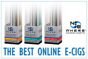 The Best Online E-Cigs