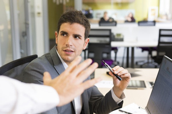 E-Cigarettes In The Workplace May Improve Productivity