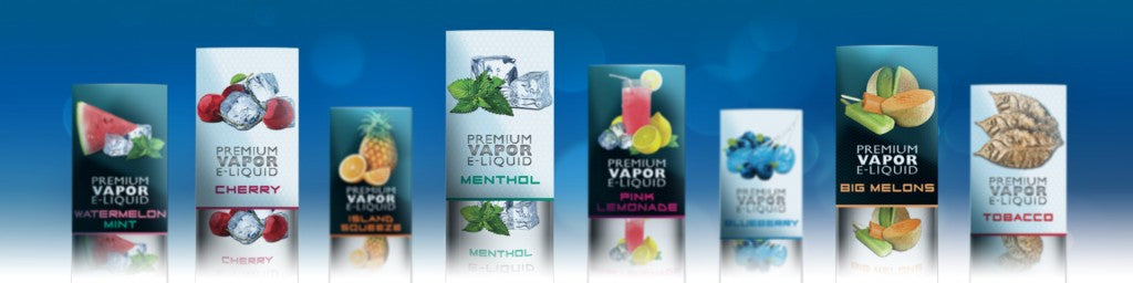 How to Pick an E-Liquid Juice