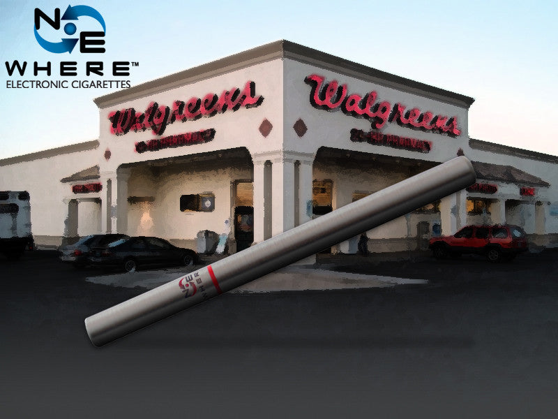 E-Cigarettes at Walgreens