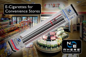 E-Cigarettes for Convenience Stores