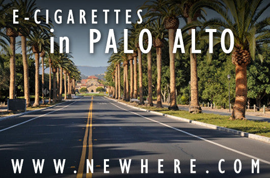 E-Cigarettes in Palo Alto