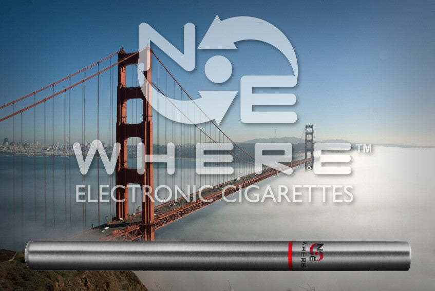 E-Cigarettes in San Francisco