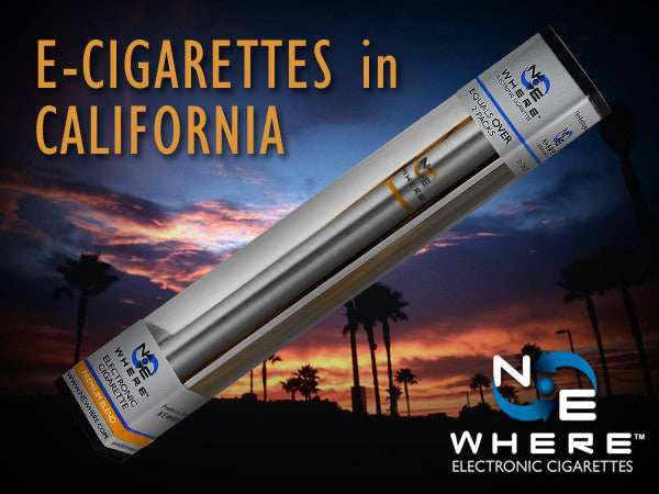 E-Cigs in California