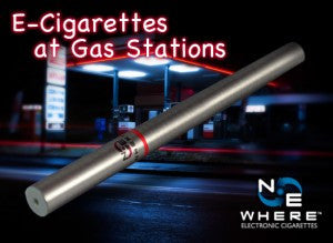 Electronic Cigarettes at Gas Stations