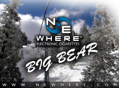 Electronic Cigarettes in Big Bear