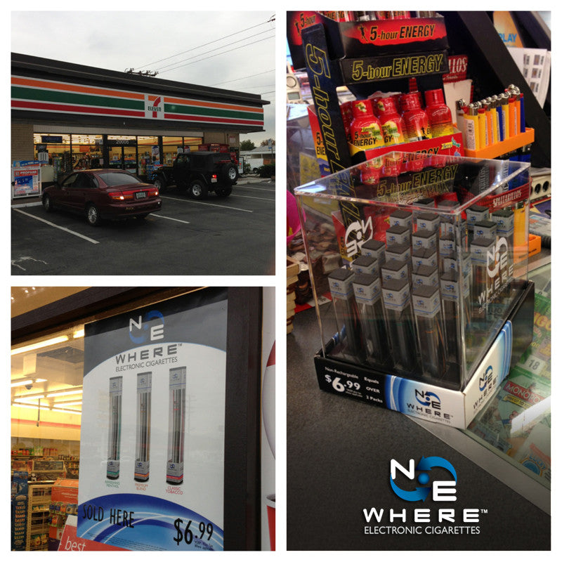 Electronic Cigarettes in Charter Oak