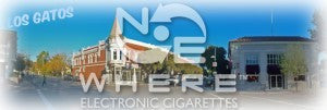 Electronic Cigarettes in Los Gatos