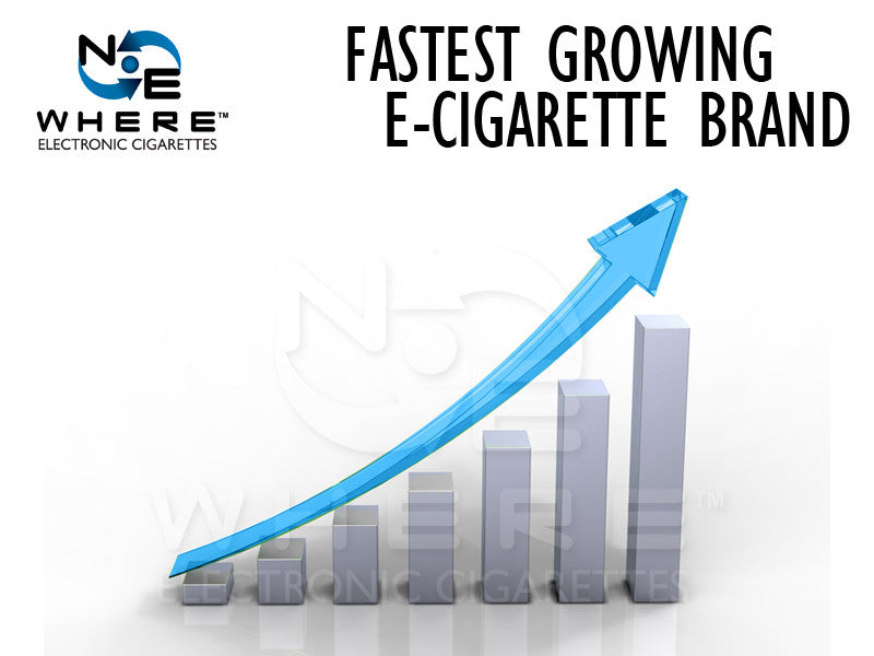 Fastest Growing E-Cigarette Brand