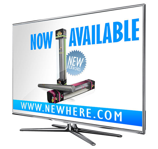 First E-Cigarette TV Commercial