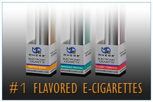 Number One Flavored E-Cigarettes