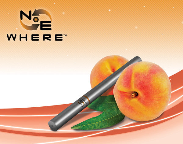 Peach Electronic Cigarette