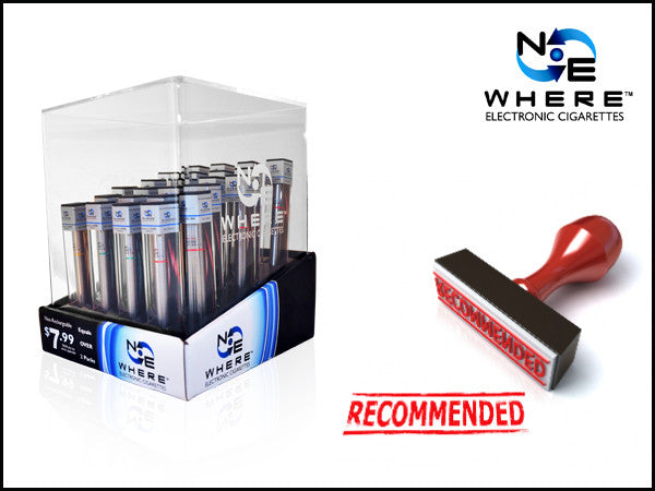 Recommended E-Cigarettes