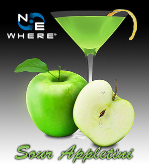 Sour Apple E-Cigarette
