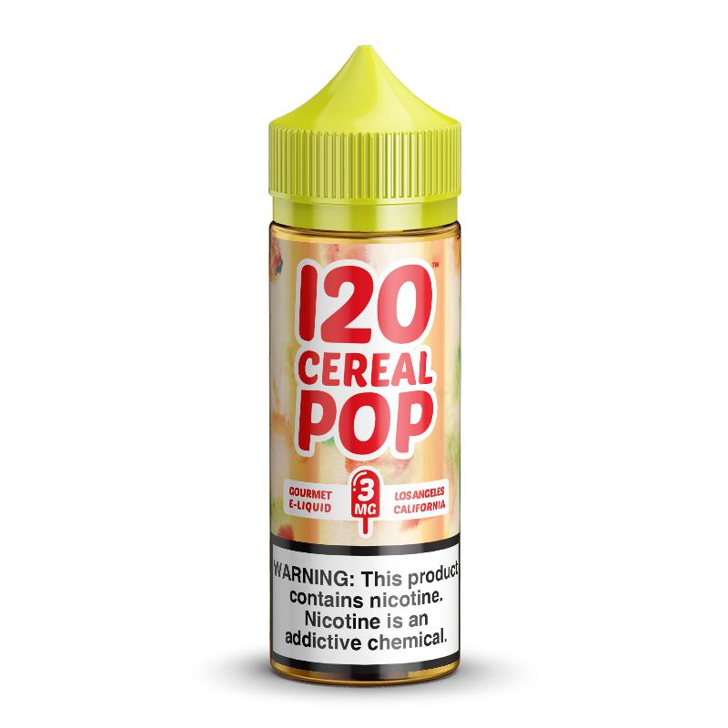 Mad Hatter Juice 120 CEREAL POP E-JUICE - 3mg