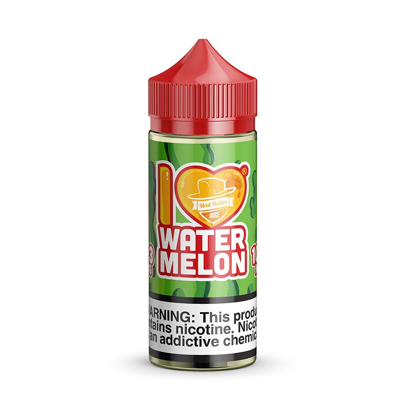 I LOVE CANDY WATERMELON E-JUICE - 3MG.