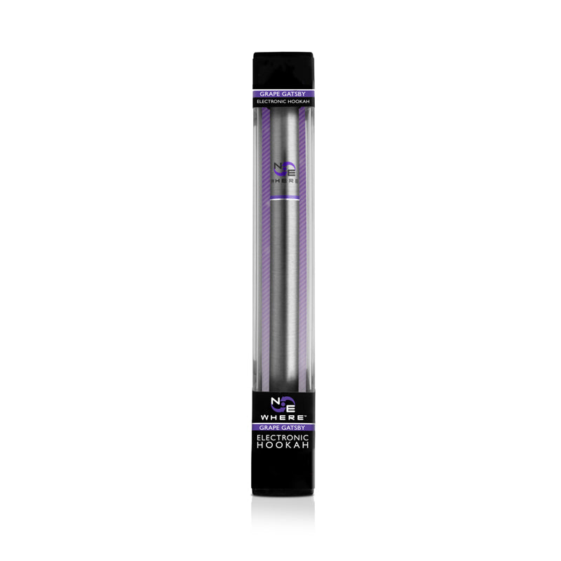 "Grape Gatsby E-Hookah-Pen ""Zero Nicotine"""
