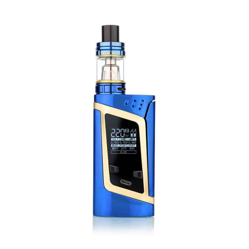 Smok Alien 220w kit - Blue and Gold