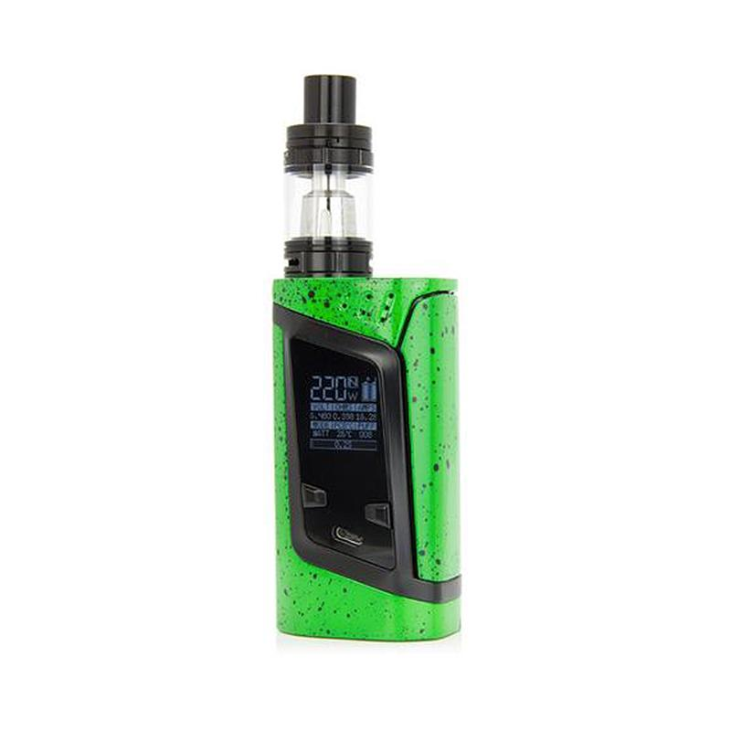 Smok Alien 220w kit - Green and Black